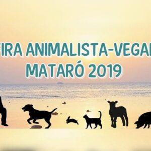 - Fira Animalista-Vegana Mataró '19 -.